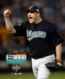 Brad Penny - Florida Marlins